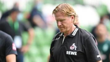 Bundesliga - FC Köln: Verlängerung mit Gisdol fast perfekt