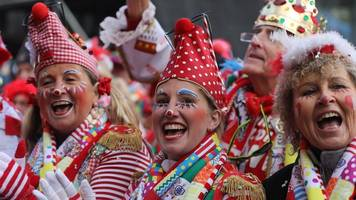 karnevalsgipfel verabredet leitfaden für frohsinn