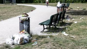 Probleme in Schutzgebieten in Nordhessen: Müll und Hunde