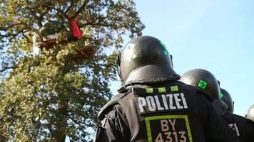 2994 straftaten im hambacher forst seit oktober 2018 erfasst