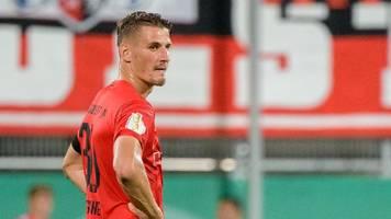 fc ingolstadt mit kapitän kutschke in relegations-rückspiel