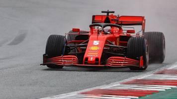 Formel 1 in Österreich: Sebastian Vettel chancenlos im Qualifying – Pole für Hamilton