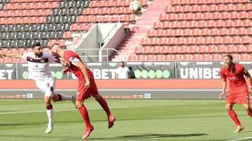 Relegation: Wahnsinn in Ingolstadt – Nürnberg rettet sich in letzter Sekunde