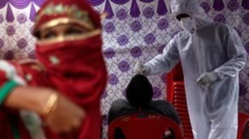 Corona-Krise in Indien: Hausbesuche zur Virus-Eindämmung