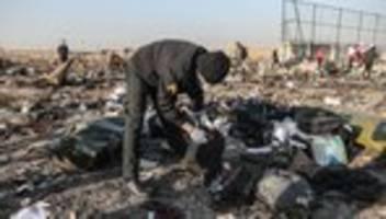 flugzeugabschuss: iran beruft sich auf menschlichen fehler