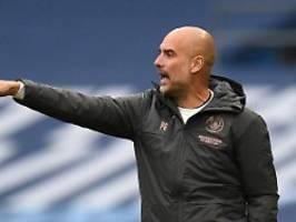 Man City macht CL-Quali klar: Guardiola hofft jetzt auf die Sportrichter