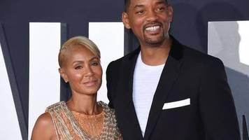 Affäre: Jada und Will Smith hatte eine «sehr schwierige Zeit»