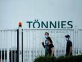 Massive Kritik an Tönnies-Antrag auf Lohnkostenerstattung
