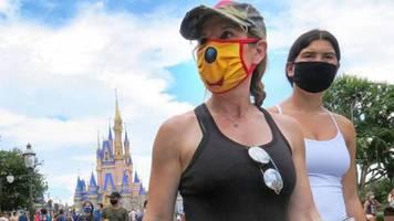 Florida ist Infektions-Hotspot: USA erreichen neuen Corona-Höchstwert - Disney World-Park öffnet trotzdem