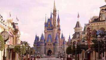 Video: Disney World wieder offen - trotz vieler neuer Corona-Infektionen in Florida