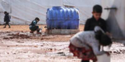 un-lieferungen nach syrien: hilfe nur mit einschränkungen