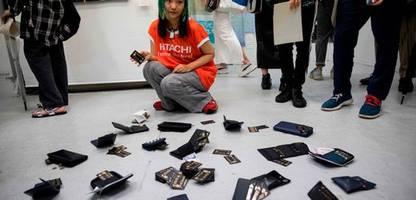 Japan: Kunstausstellung in Tokio nach wenigen Minuten komplett geplündert