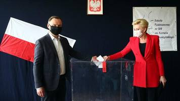 Stichwahl: Prognose: Kopf-an-Kopf-Rennen bei Präsidentenwahl in Polen