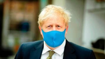 Coronavirus: Britische Regierung streitet über strengere Maskenregeln