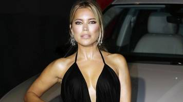 Bikini-Spaß und pinke Limousine: Sylvie Meis lässt es krachen