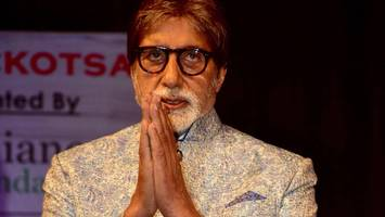 Bollywood-Ikone mit Corona im Krankenhaus: Indien bangt um Amitabh Bachchan