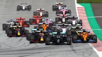 Formel 1 in Österreich: Nächstes Vettel-Debakel! Hamilton siegt souverän