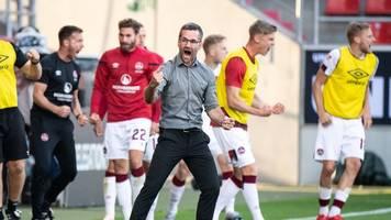 Relegation: 1. FC Nürnberg nach Rettung im Gefühlschaos