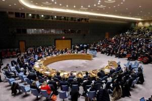 einigung in russlands sinn: syrienhilfe wird eingeschränkt verlängert