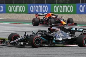 Totalschaden für Vettel und Ferrari - Hamilton siegt