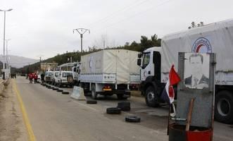 : Hilfe für Syrien wird fortgesetzt – aber stark eingeschränkt