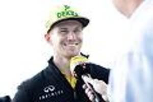 """News-Ticker zum Formel-1-Neustart - Ex-Pilot Nico Hülkenberg hat noch """"Bock"""" auf die Formel 1"""