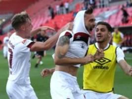 1. FC Nürnberg: Einmal kein Depp