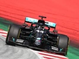 Formel 1 in Österreich: Hamilton siegt nach frühem Vettel-Aus