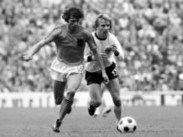 niederländischer nationalspieler: ehemaliger ajax-spieler wim suurbier ist tot