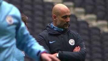 Video: Manchester City darf doch in der Champions League antreten