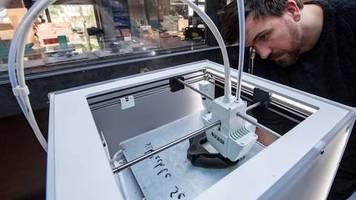 Schub durch die Corona-Krise: Boom bei 3D-Druck-Patenten - Europa vorne