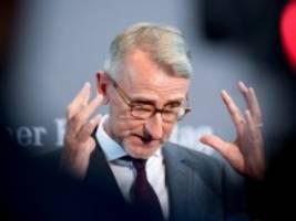 Krawalle in Stuttgart: CDU-Innenexperte verteidigt Stuttgarter Polizei