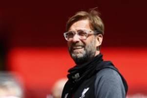 Reds-Meistercoach: Liverpooler Fußball-WG: Klopp für die Wäsche zuständig