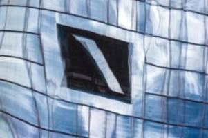 Wegen Corona-Krise: Deutsche Bank: Zehntausende bedienen ihre Kredite nicht