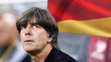 fußball-nationalmannschaft: bundestrainer löw hofft auf schnelle rückkehr der fans