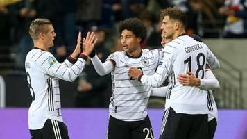 Länderspiele: DFB-Nationalmannschaft im Herbst gegen die Türkei und Tschechien