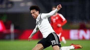 Neuzugang Sané: Erstes Fußball-Training beim FC Bayern