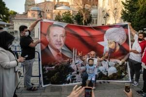 soziologe: erdogan geht es nur um seine macht, nicht um ideologie