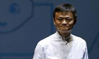 Alibaba-Gründer Ma verkauft Aktien für acht Milliarden Dollar