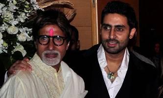 Bollywoods Schauspieldynastie Bachchan mit Coronavirus infiziert