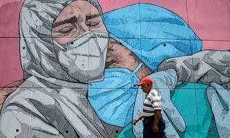 Mexiko mit über 35.000 Corona-Toten weltweit an vierter Stelle