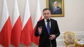 Knapper Ausgang der Stichwahl: Duda bleibt Präsident Polens