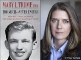 Buch über die Familie Trump: Trump-Bruder scheitert mit Antrag - Nichte darf Buch veröffentlichen