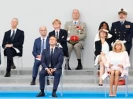 Frankreich: Gedämpfter Jubel zum Nationalfeiertag