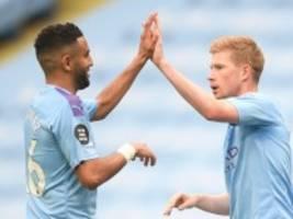 Manchester City: Jetzt startet die nächste Einkaufstour
