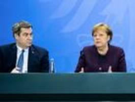 Warum Merkel beim Traum vom Corona-Krisengespann mitspielt