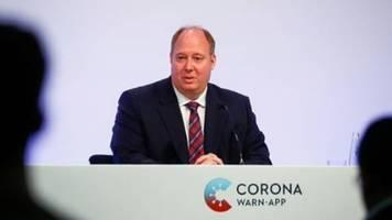 Braun: Bund und Länder beraten über Ausgangsbeschränkungen für Corona-Regionen