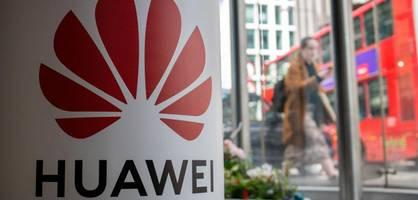 Die Briten verbannen 5G – und riskieren den Bruch mit China