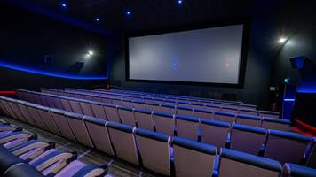 Kinos und Kulturveranstaltungen: Mehr Zuschauer erlaubt