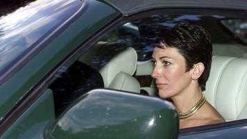 Epstein-Skandal: Ex-Partnerin Maxwell kommt nicht auf Kaution frei